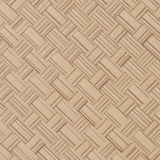 原木编织 实木木皮编织 创意编织面板