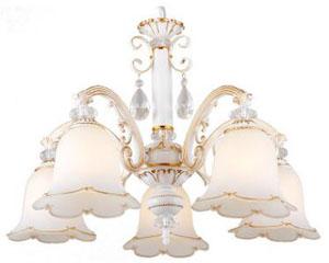 欧式水晶吊灯客厅灯简欧卧室餐厅灯温馨简约灯具