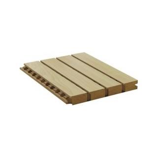 吸音板厂家直销丨槽木吸音板_孔木吸音板等木质吸音材料